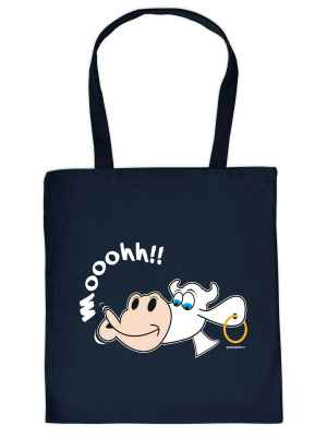 Stofftasche: Mooohh!!!