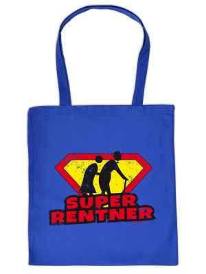 Stofftasche: Superrentner