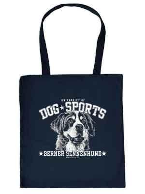 Stofftasche: University of Dog Sports - Berner Sennenhund