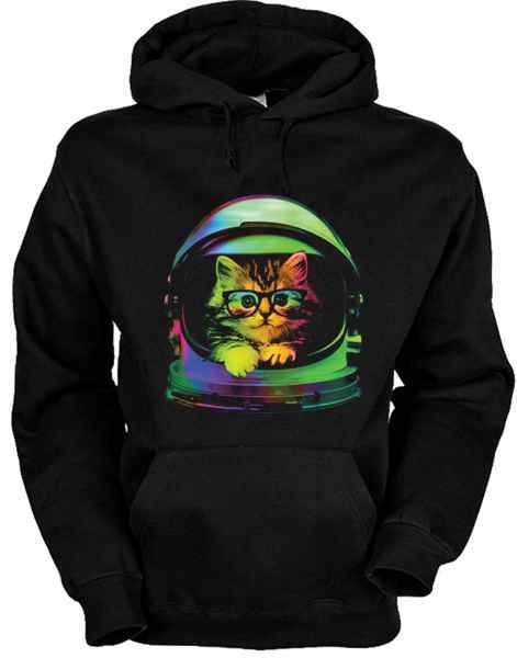Hoody: Space Kitten