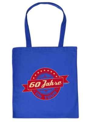 Stofftasche: 60 Jahre on Tour
