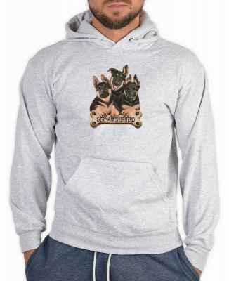 Kapuzensweater: Boxers with Bone