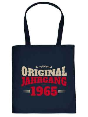Stofftasche: Original Jahrgang 1965