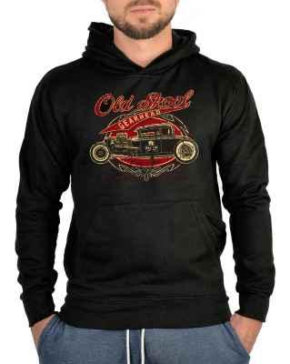 Kapuzensweater: Hod Rod - Old Skool Gearhead