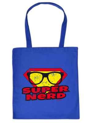 Stofftasche: Supernerd