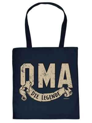 Stofftasche: Oma - die Legende