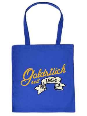 Stofftasche: Goldstück seit 1954