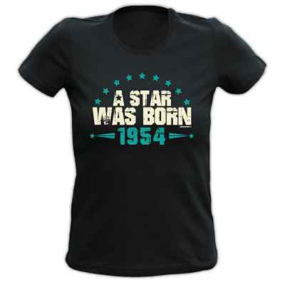 Girlie: A Star was born 1954