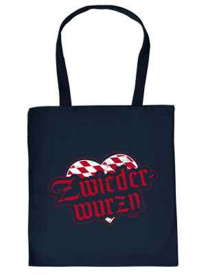 Stofftasche: Zwiederwurzn Goodman Design