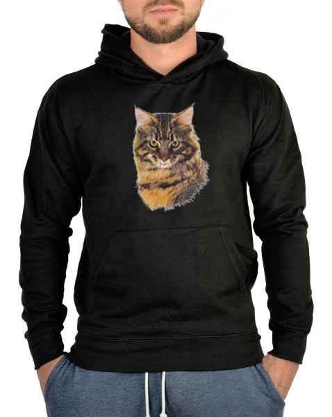 Kapuzensweater: Katze