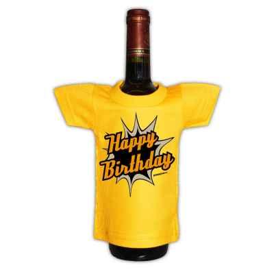 Mini T-Shirt: Happy BirthdayGoodman Design