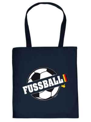 Stofftasche: Fussball