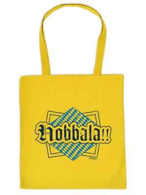 Stofftasche: Hobbala!!!