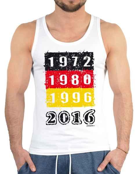 Herren Top 1972 1980 1996 2016