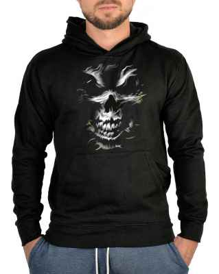 Kapuzensweater: Skull Head