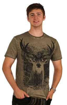 Hirsch Trachten T-Shirt
