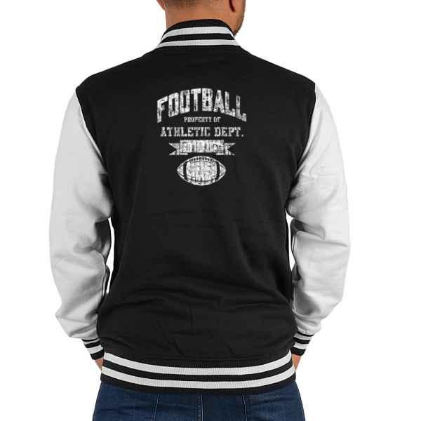 College Jacke Herren: Football