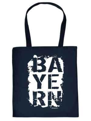 Stofftasche: Bayern