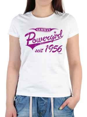 Girlie: German Powergirl seit 1956