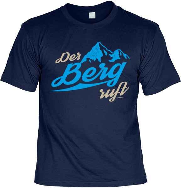 T-Shirt: Der Berg ruft