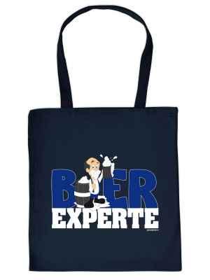 Stofftasche: Bierexperte