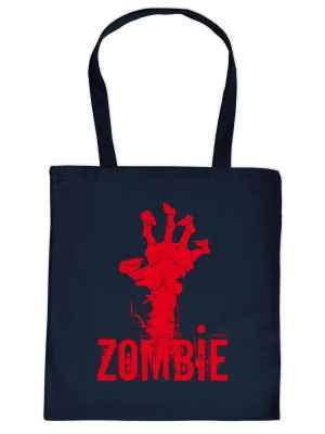 Stofftasche: Zombie