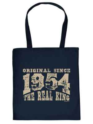 Stofftasche: Original since 1954 - The real King