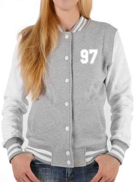 College Jacke Damen: 97