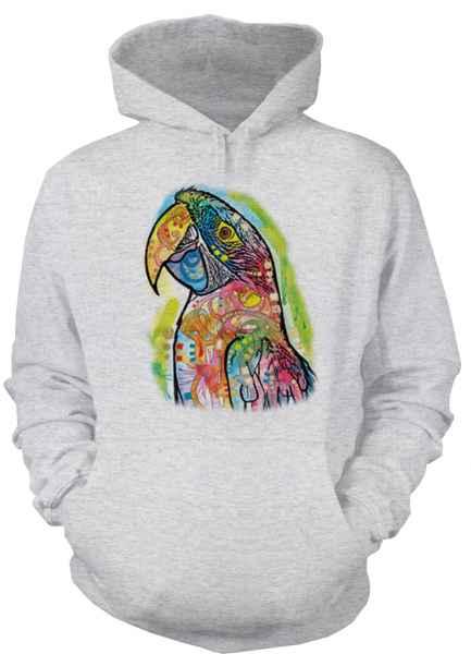 Hoody: Macaw