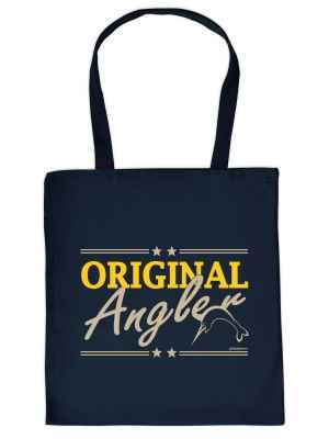 Stofftasche: Original Angler