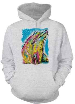 Hoody: Dolphin