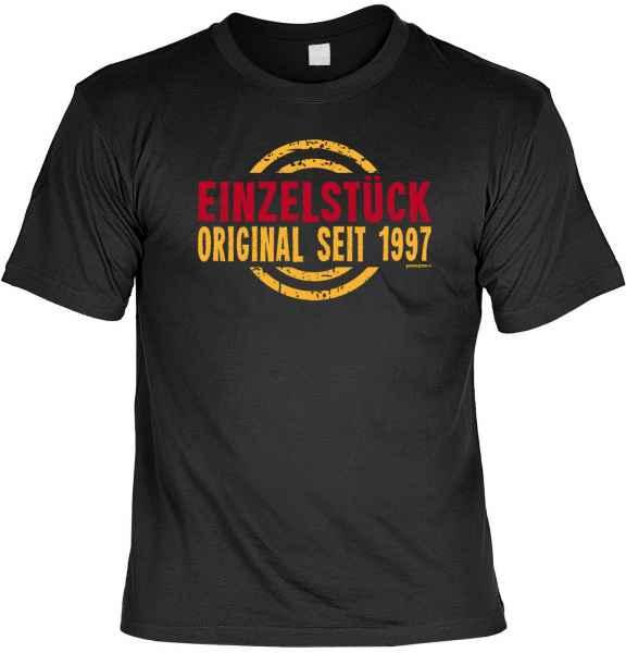 T-Shirt: Einzelstück - Original seit 1997