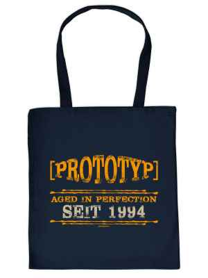 Stofftasche: Prototyp seit 1994 - Aged in Perfektion
