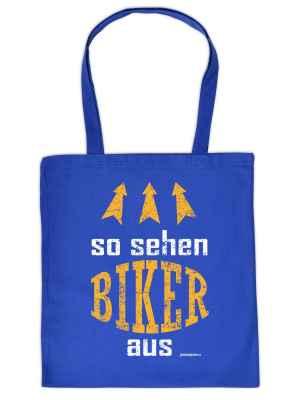 Stofftasche: So sehen Biker aus
