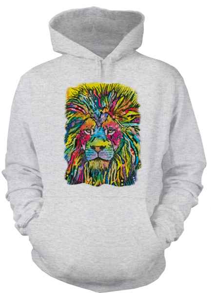 Hoody: Lion Good