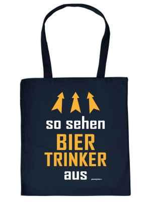 Stofftasche: So sehen Biertrinker aus