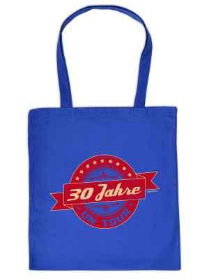 Stofftasche: 30 Jahre on Tour