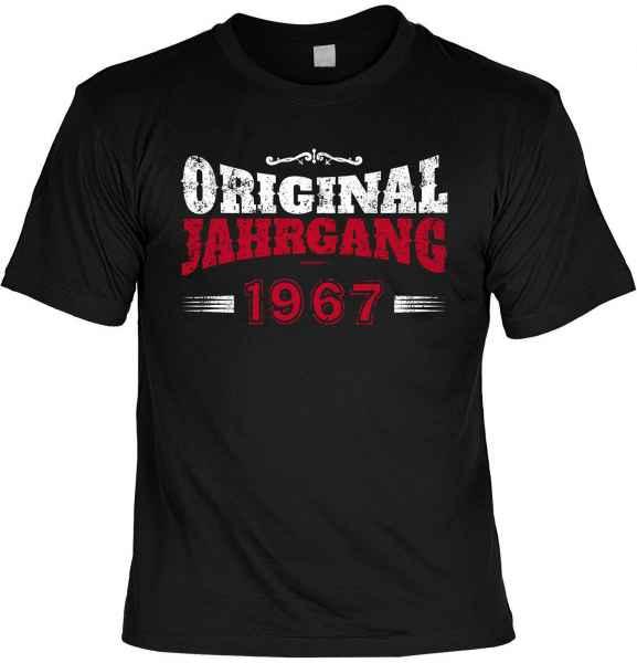 T-Shirt: Original Jahrgang 1967