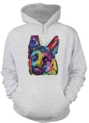Hoody: German Shepherd