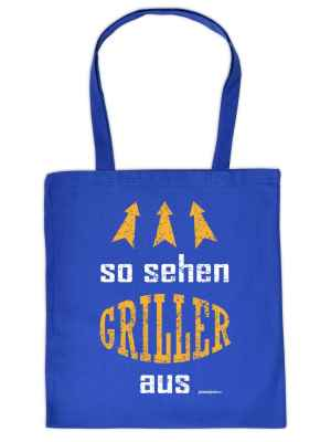 Stofftasche: So sehen Griller aus