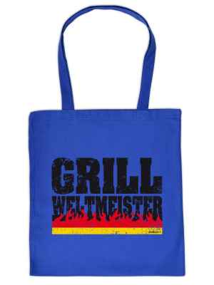 Stofftasche: Gill Weltmeister