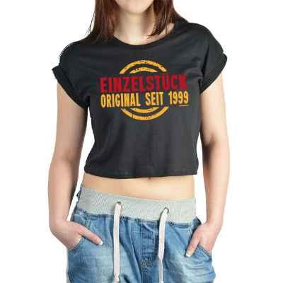 Crop Top Damen: Einzelstück - Original seit 1999