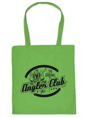 Stofftasche: Angler Club