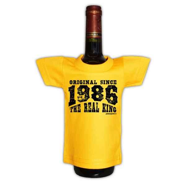 Mini T-Shirt Original since 1986 The real king
