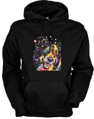 Hoody: Border Collie