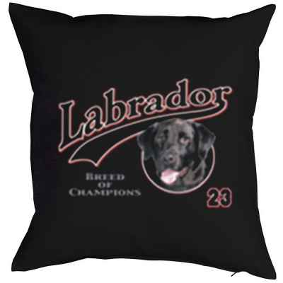 Kissenbezug: Labrador 23 - Breed of Champions