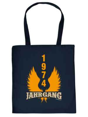 Stofftasche: Jahrgang 1974