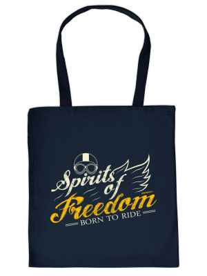 Stofftasche: Spirits of Freedom - Born to Ride