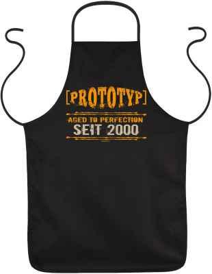 Schürze: Prototyp aged to perfection seit 2000