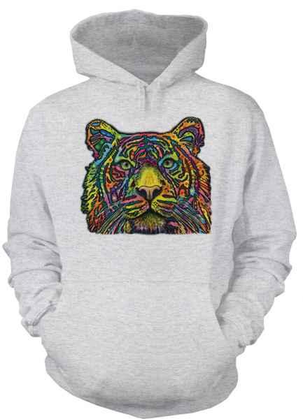 Hoody: Tiger